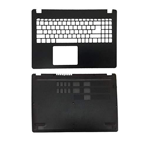 HuiHan Replacement for Acer Aspire 3 A315-54 A315-54K A315-42 A315-42G N19C1 Palmrest Upper Cover & Bottom Case