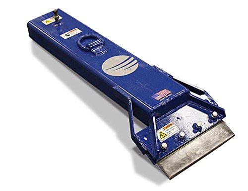 7 Blue Blastrac 05-BL233 Concrete Surfacing Grinder 6600 RPM