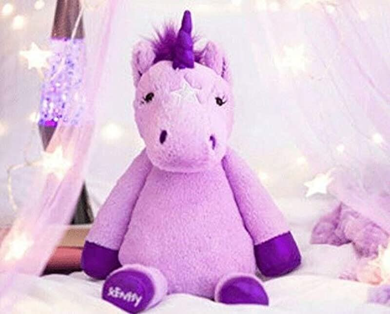 Scentsy Vega The Unicorn Buddy With Vanilla Bean Buttercream Scent Pak Sold Out