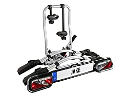 EUFAB clutch carrier Jake, suitable for e-bikes