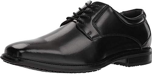 Dockers Mens Irving Slip Resistant Work Dress Oxford Shoe