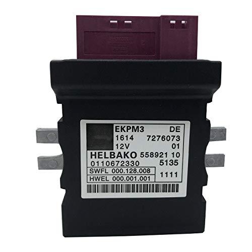 Fuel Pump Module Computer Unit 16147276073 EKPM3 Replacement for BMW F01 F02 F03 F04 F07 F10 F11 F12 F13 F18 F25