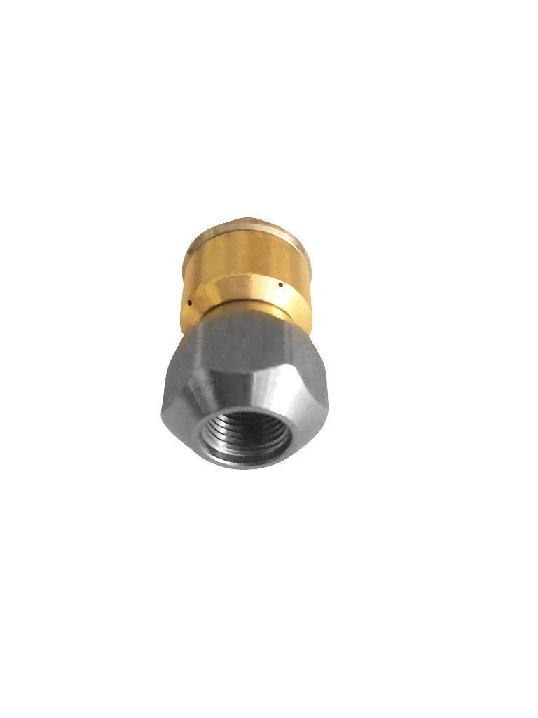 Manguera de limpieza de tuber/ías profesional para K/ärcher Kr/änzle Professional HD HDS 63900290 /& 57630400 5 piezas conector 1//8 AG: M22 x 1,5 IG y adaptador de bayoneta de lat/ón M22 x 1,5 AG