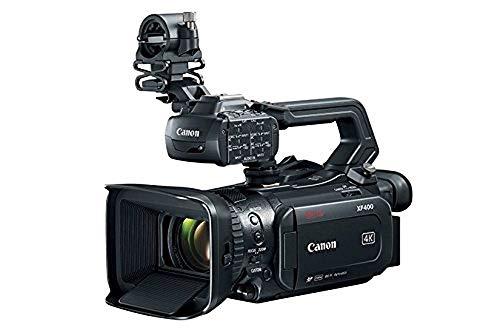 Canon XF XF400 Videocamera palmare 8.29MP CMOS 4K Ultra HD Nero