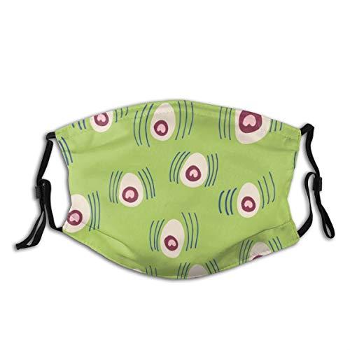 VTYOSQ Pasamontañas con patrón de diseño de plumas de pavo real con filtro para la boca, reutilizable para mujeres, niñas, viajes, deporte, ciclismo al aire libre