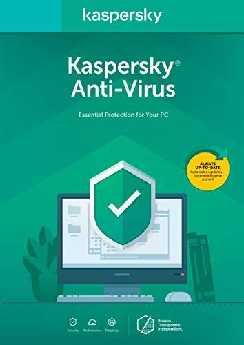 Kaspersky Anti-Virus 2018   1 Device   1 Year [PC Key Code]