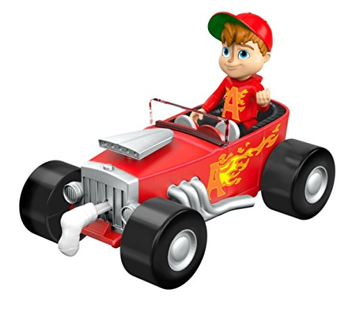 Fisher-Price Alvin & the Chipmunks, Sock Launching Hotrod
