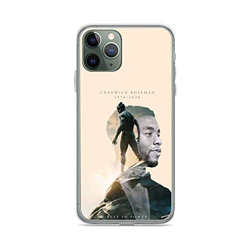 Phone Case Chadwick Boseman|| Black Panther Compatible with iPhone 6(+/S/S+) 7/+ 8/+ X,XS,XR,XS-MAX 11(Pro,Pro Max) Ua SS S9/Plus S10/Plus S20/Plus/Ultra