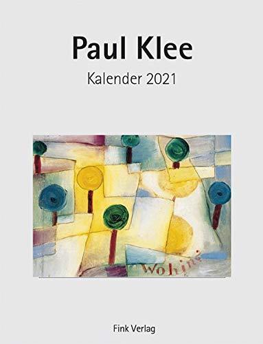 Paul Klee 2021: Kunst-Einsteckkalender