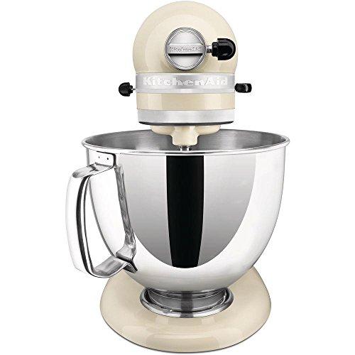 KitchenAid Küchenmaschine Artisan 4,8L Creme - 2