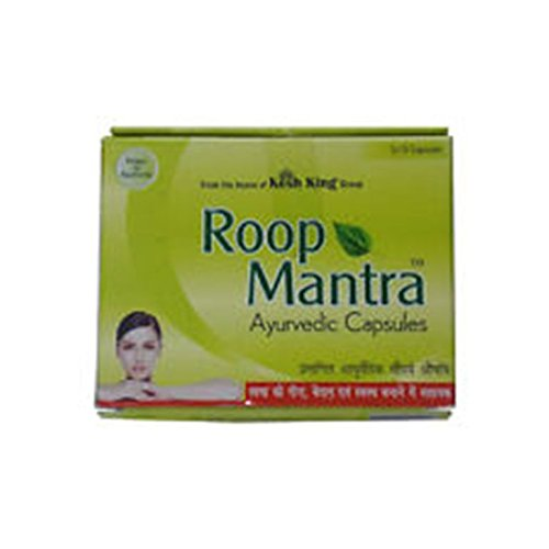 Roop Mantra Kesh King Roop Mantra Make Your Skin Fair 30 capsules #DFH4ERY6434 G434RY4HJ391216