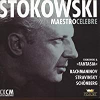 "Stokowski Conducts Music from ""Fantasia"" and Masters of the 20th Century"