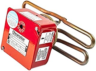 Chromalox 256145 Food Equipment Water Immersion Heater, TTUH-CO-50 1 Phase w/Cutout - 2-1/2