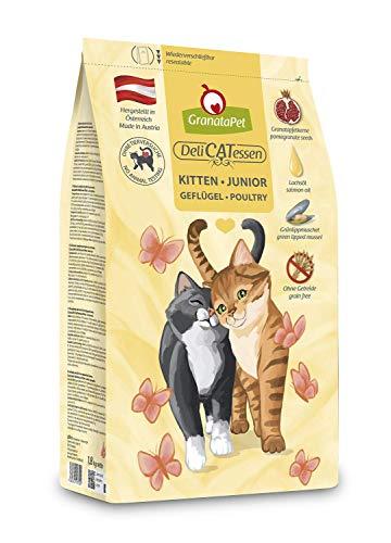 GranataPet Delicatessen Kitten Geflügel, 6er Pack (6 x 300 Grams)