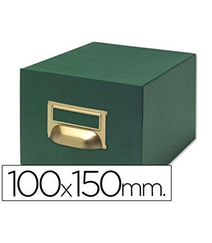 Liderpapel TV08 - Fichero para 500 fichas