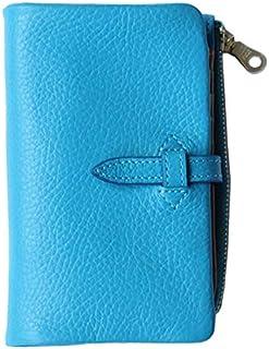 CCOMPANY LIMITED 財布 レディース 小銭入れ カードケース ルポ2セカンド イタリアンレザー 手帳型 二つ折り