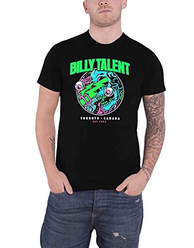 Billy Talent T Shirt Toronto Canada Band Logo Nue offiziell Herren