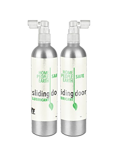 Sliding Door Lubricant - Mineral Based Zero-VOC Unscented - 2 pack - by Why The Frog