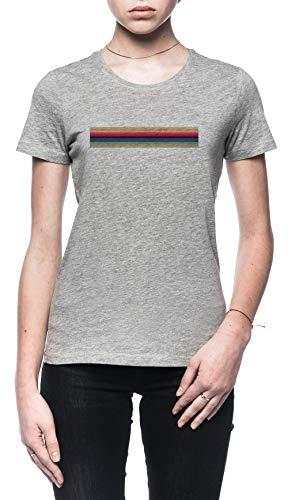 Rundi Suerte Decimotercero Mujer Camiseta Gris Tamaño L - Women's T-Shirt Grey