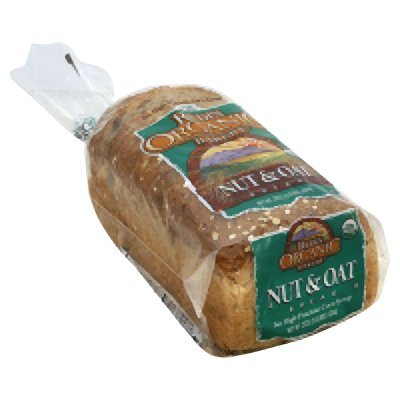 Packaged Nuts & Oats Breads