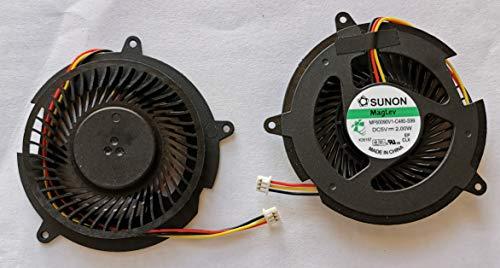 Gobuy New Laptop CPU Cooling Fan for HP DV5000 DV5100 DV8000 V5000 V5100 C300 C500