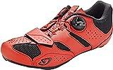Giro - Savix II, Zapatillas para Hombre, Hombre, Zapatos, GIS7126184, Black Bright Red, 47 EU