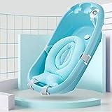 Baby Badekissen, KEEZSHOP Badewannensitz Baby Badewanne Schätzchen comfort deluxe neugeborenen auf kleinkind Babybadewanne Sicherheitsbadesitz Unterstützung Badezubehör