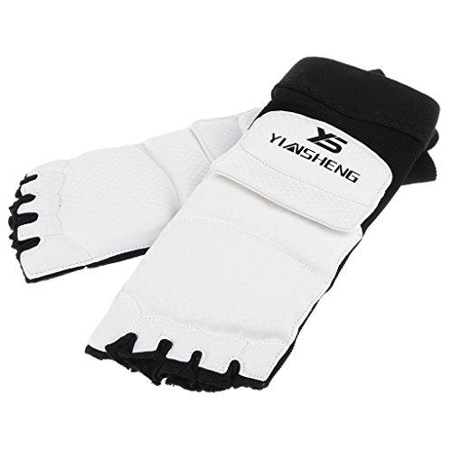 CUTICATE Pu Taekwondo Fußschutz...