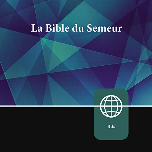 French Audio Bible - La Bible du Semeur [The Sower's Bible]  By  cover art