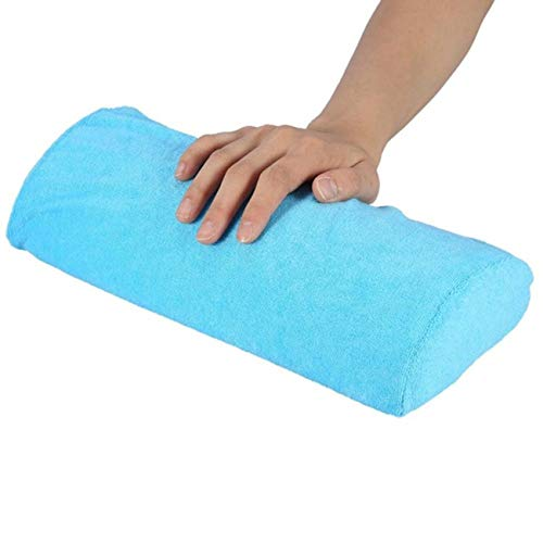 Ashley GAO Suave reposamanos lavable almohada de mano almohada soporte soporte soporte brazo arte uñas pequeño manicura reposamanos almohada almohada almohada almohada