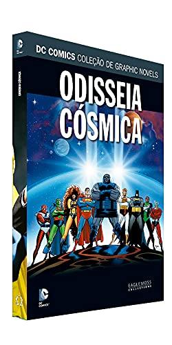 Dc Graphic Novels Ed. 147 - Odisseia Cósmica