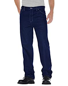 Dickies Men's Relaxed Fit Jean  Indi...