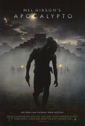 Apocalypto Movie Poster (27,94 x 43,18 cm)