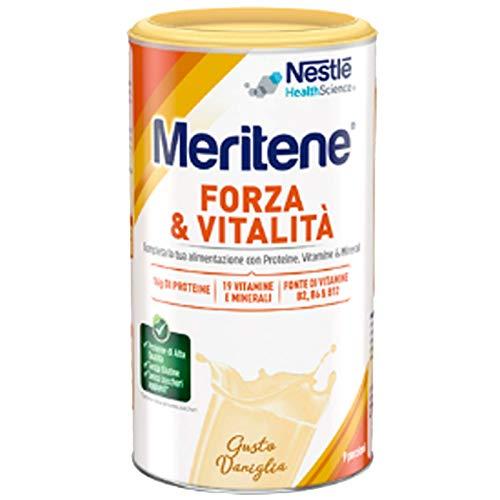 Nestlé Integratore Alimentare Meritene Vaniglia Arricchito, 270 g