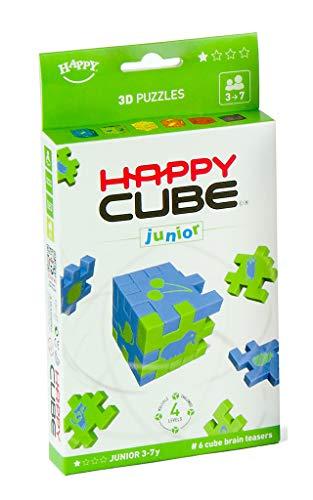 Junior Cardboard Box   Juego de 6 Puzzles 3D (HCJ300)