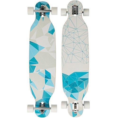 Ultrasport Downhill Longboard Skateboard per Cruising in Citt e al Parco,...