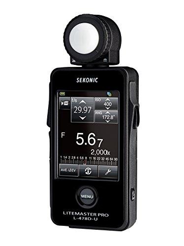 New Sekonic L-478D-U Lightmeter