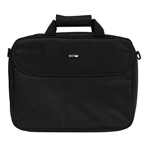 techair Black Laptop Shoulder Bag for 15 - 15.6 Inch Laptops