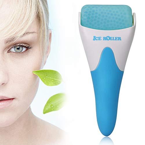 Ice Roller Hautroller mit Kühlgel für Gesichts- und Körpermassage,blau/Ice Roller/Kühlkompresse/Cooling Roller