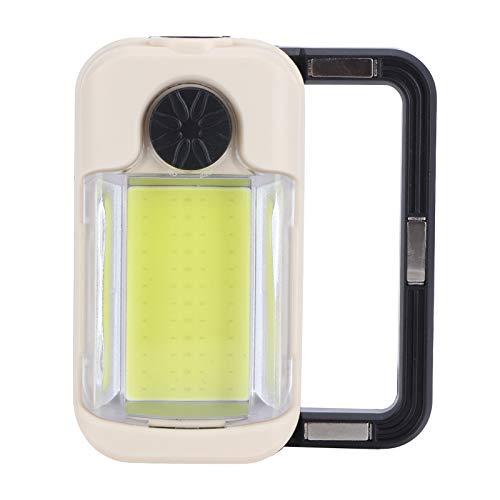 needlid Luz de Trabajo LED, lámpara de Trabajo Multifuncional, para IR de excursión Reparación de automóviles Emergencia en Acampada