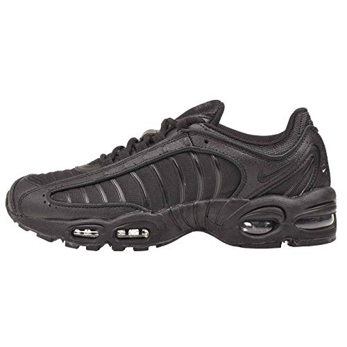 Nike Air Max Tailwind Iv Mens Casual Running Shoes Aq2567-005 Size 10 Black/Black/Black