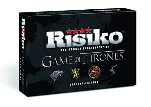 Risiko - Game of Thrones - Gefecht-Edition | Gesellschaftsspiel | Brettspiel Deutsch