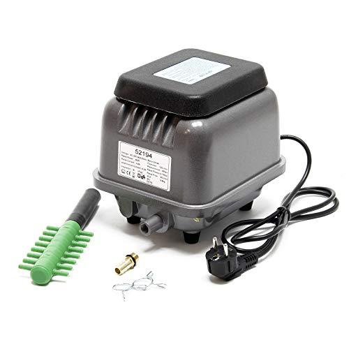 SunSun HJB-120 elektromagnetische Luftpumpe für Aquarium und/oder Gartenteich