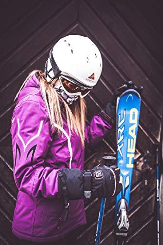 Alpenheat Beheizter Ski Snowboard oder Motorradhandschuh - 6