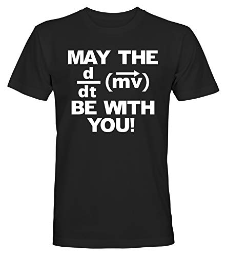 Eat Sleep May The Force Be with You - T-Shirt - Hombre - Negro