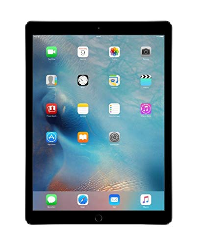 """Apple iPad Pro 2nd 12.9"""" with ( Wi-Fi + Cellular ) 2017 Model, 256GB, SPACE GRAY (Certified Refurbished)"""