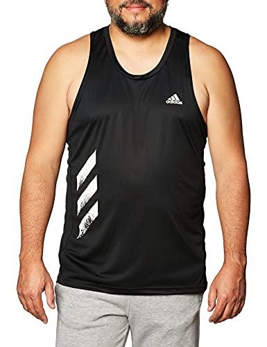 adidas Otr Singlet 3s Camiseta sin Mangas, Hombre,...