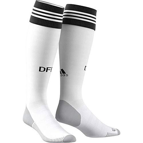 adidas Herren DFB H Socks, White/Black, L
