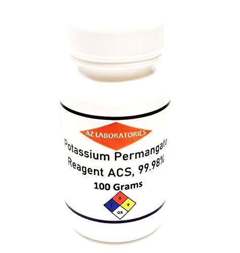 PP0700-100G - Potassium Permanganate - Potassium Permanganate - Each (100g) - Each