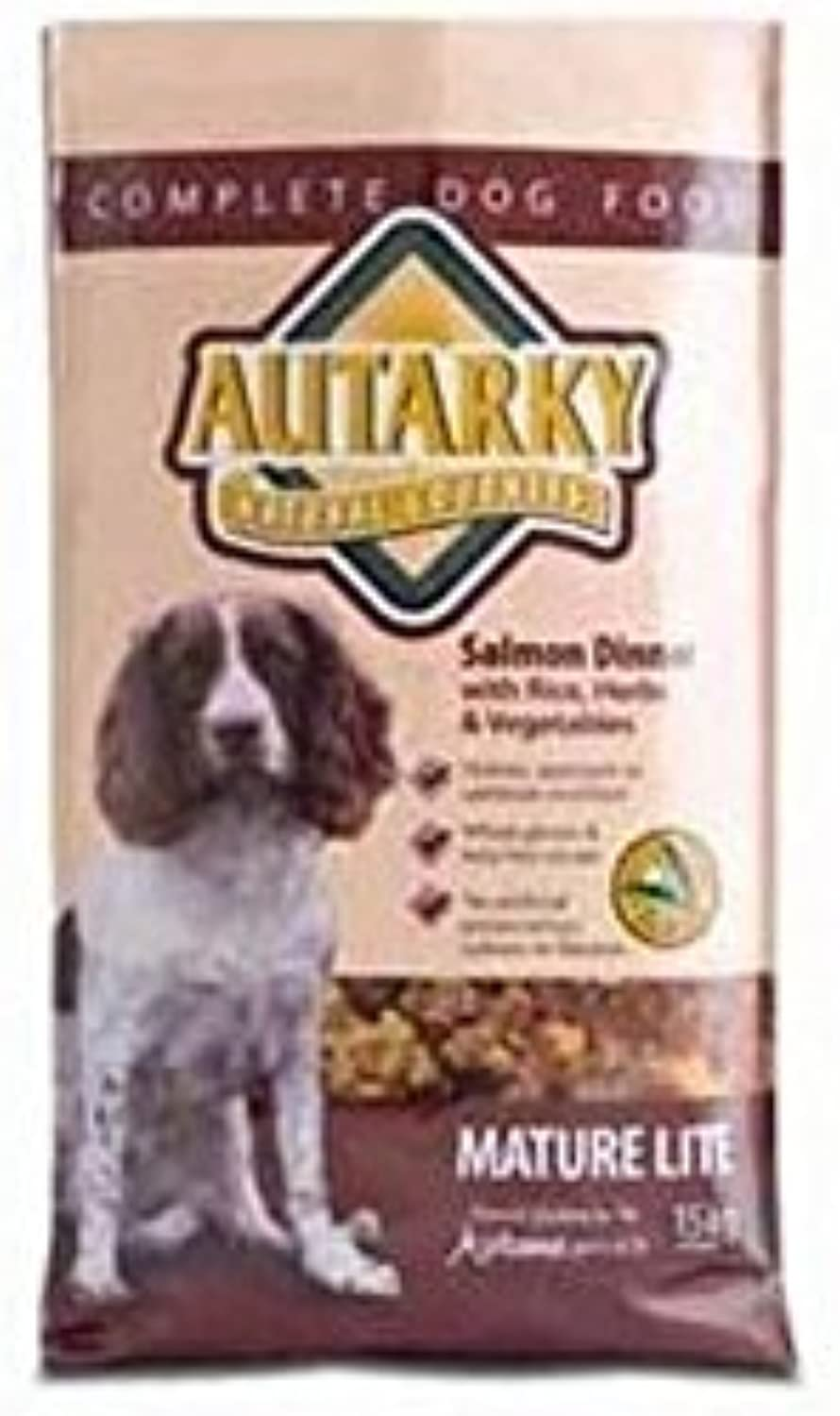 Autarky Mature Lite Salmon (15kg) (Pack of 2)